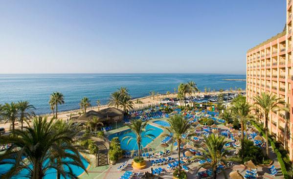Alquiler apartamento sunset beach club apartamento en for Hotel malaga premium
