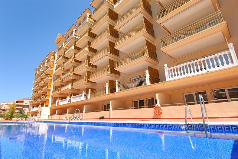 Alquiler apartamento yamasol apartamento en fuengirola malaga - Apartamentos nuriasol fuengirola ...
